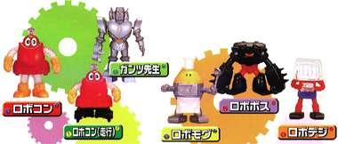 ロボコン キャラクター