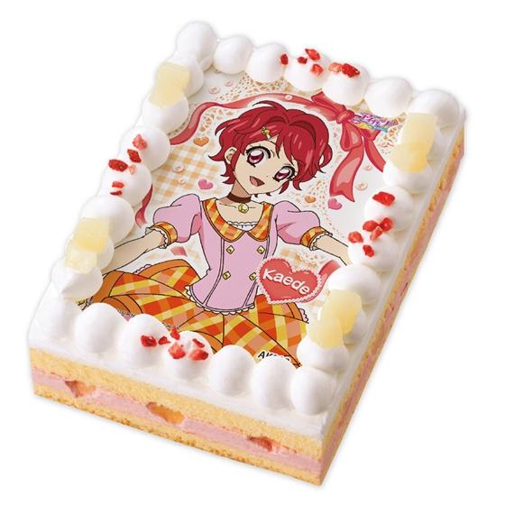 キャラデコプリントケーキ アイカツ!_8