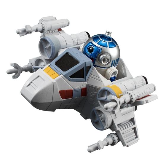 STAR WARS CONVERGE VEHICLE X-wing_0