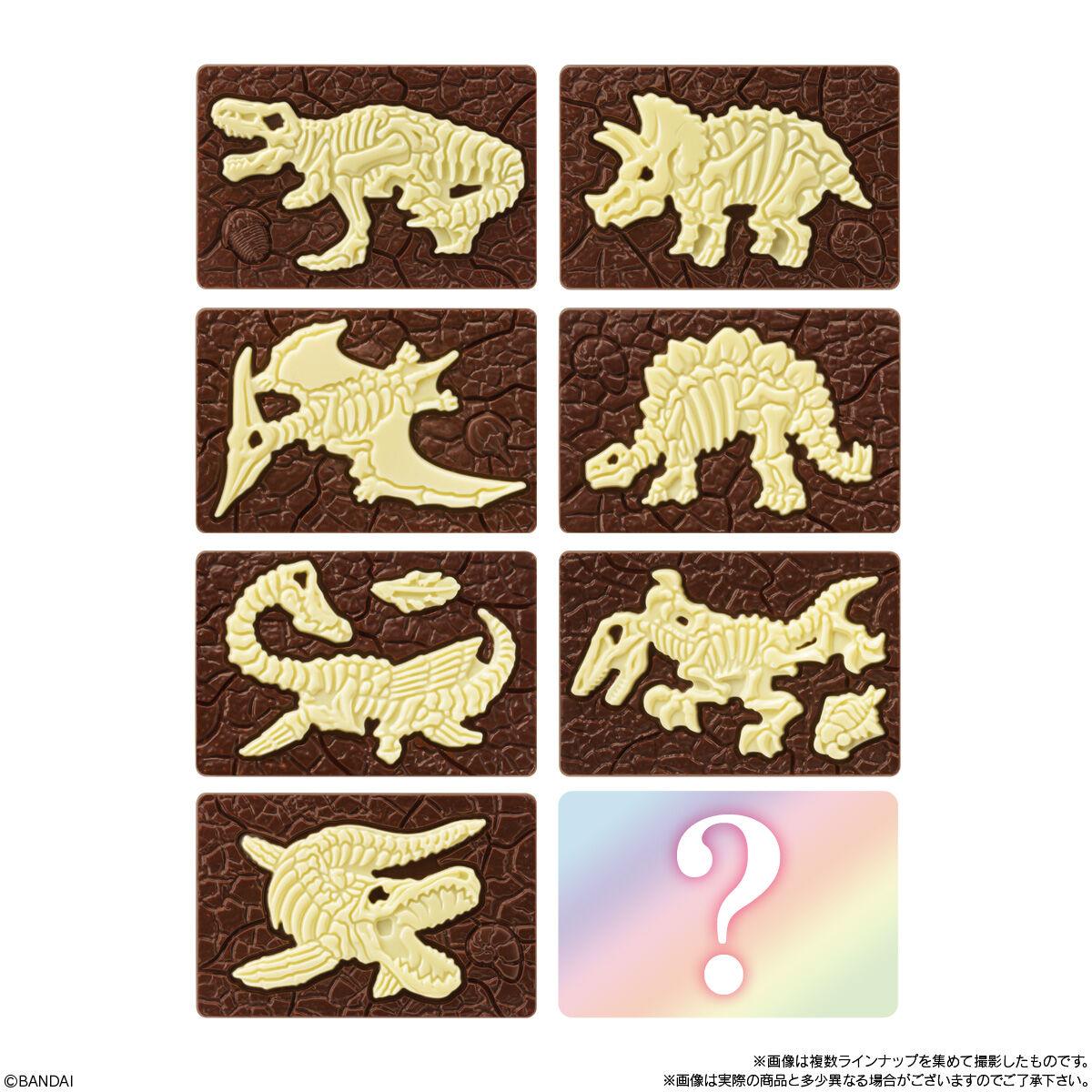 キャラパキ 発掘恐竜(2021年9月リニューアル)_2