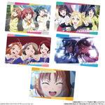 ラブライブ!サンシャイン!! The School Idol Movie Over the Rainbow ウエハース2_5