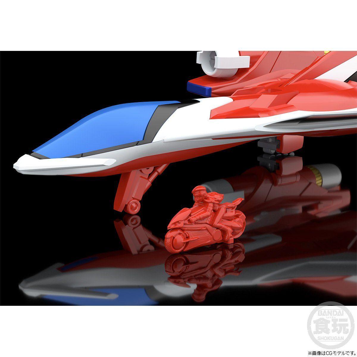 SMP [SHOKUGAN MODELING PROJECT] GEAR戦士電童 セルファイター/セルブースター&セルブースター・バルハラセット【PB限定】_9