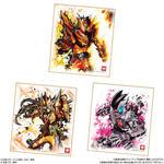仮面ライダー色紙ART_3