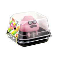 食べマス うんこ先生 和菓子(ピンクVER.)