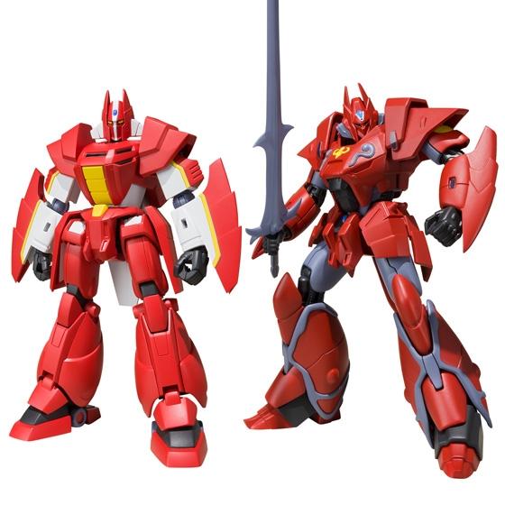 スーパーミニプラ 機甲界ガリアン_0