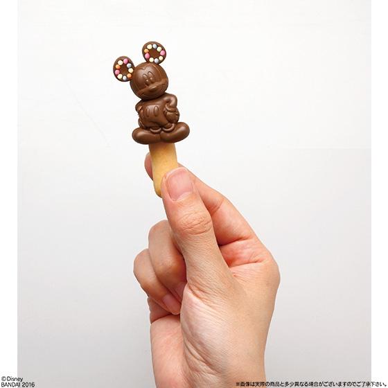 つくるおやつ ディズニー パティシエ~チョコレートをつくろう~_2