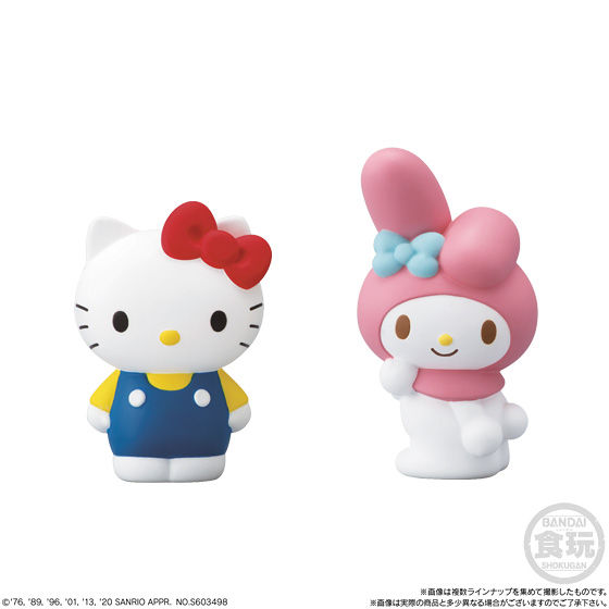 Sanrio Characters Friends_1
