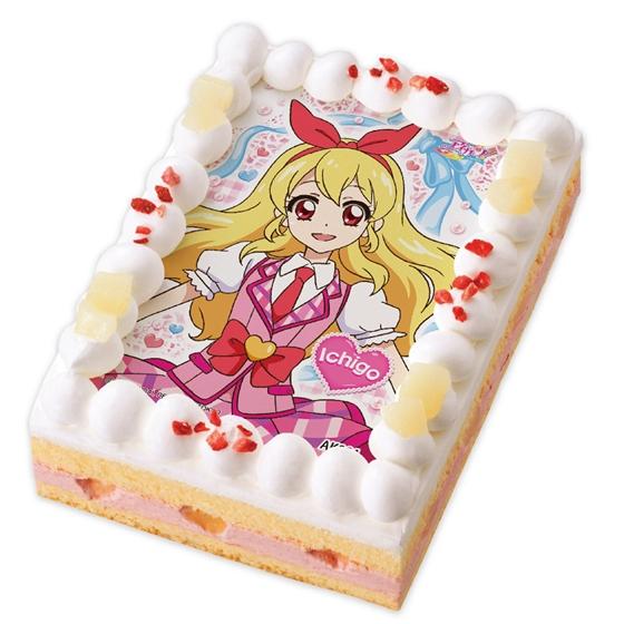 キャラデコプリントケーキ アイカツ!_1