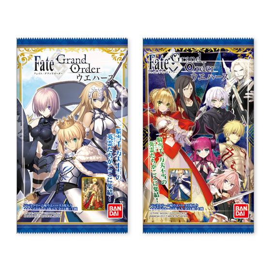 Fate/Grand Orderウエハース(再販)_0