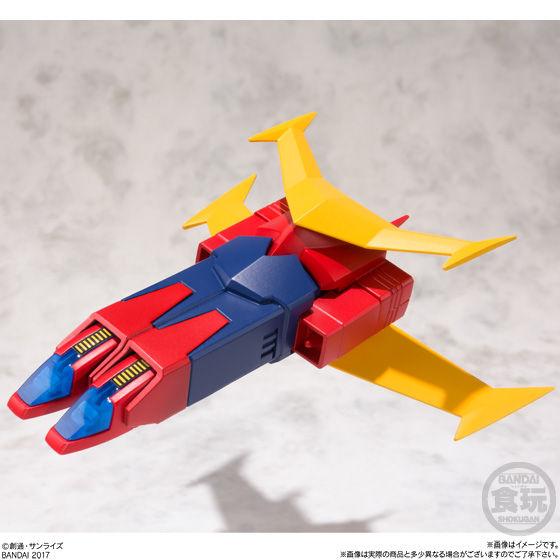 スーパーミニプラ 無敵超人ザンボット3_2