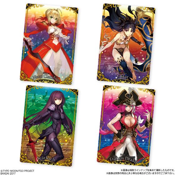 Fate/Grand Orderウエハース(再販)_4