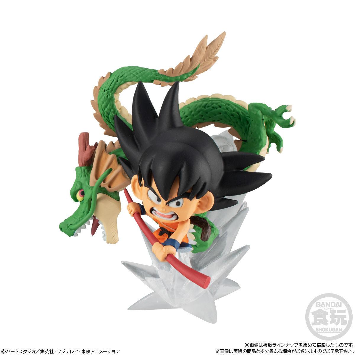 ドラゴンボール超戦士フィギュア5_5