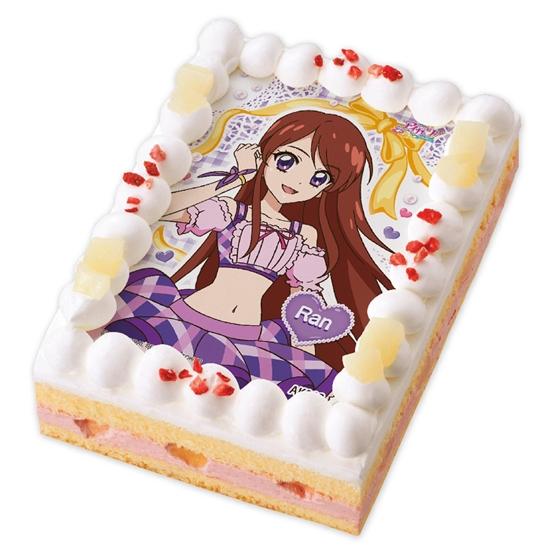 キャラデコプリントケーキ アイカツ!_3
