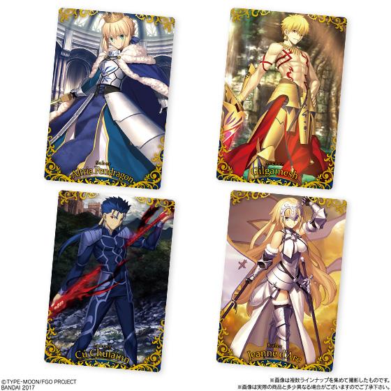 Fate/Grand Orderウエハース(再販)_6