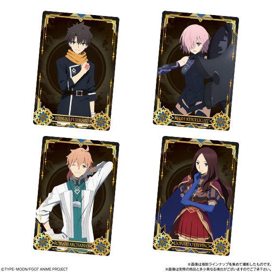 Fate/Grand Order -絶対魔獣戦線バビロニア- ウエハース_5