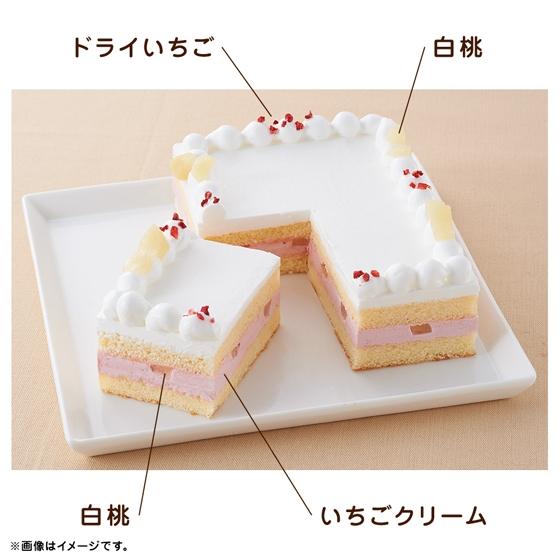 キャラデコプリントケーキ アイカツ!_9