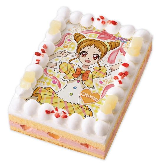 キャラデコプリントケーキ アイカツ!_5