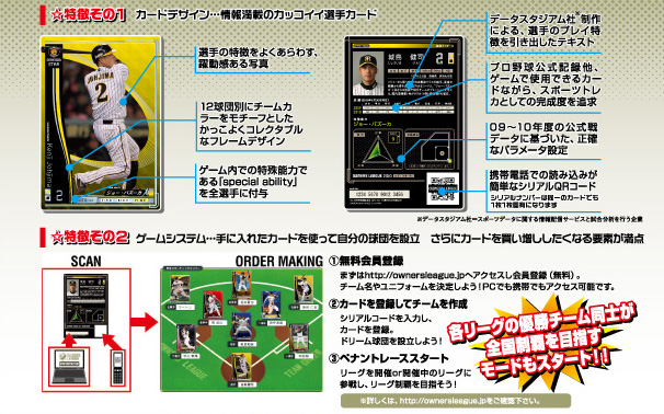 OWNERS LEAGUEウエハース2010 OWNERS DRAFT 03_1