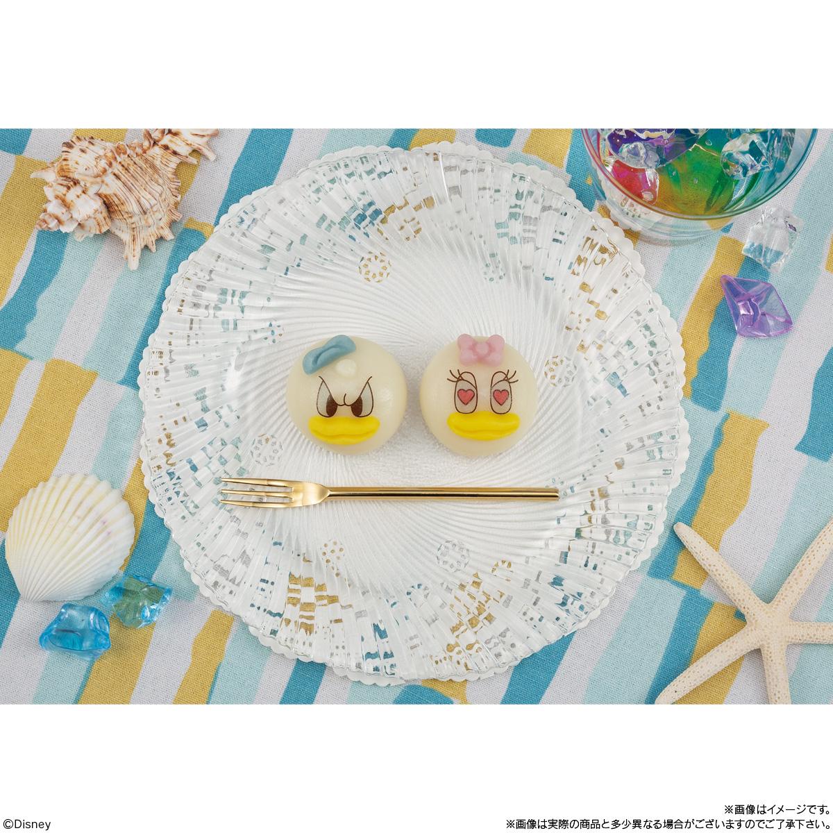 食べマスモッチ Disney ドナルドダック&デイジーダック_3