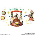 【早期予約キャンペーン】キャラデコクリスマス 仮面ライダーゼロワン(チョコクリーム)[5号サイズ]_3