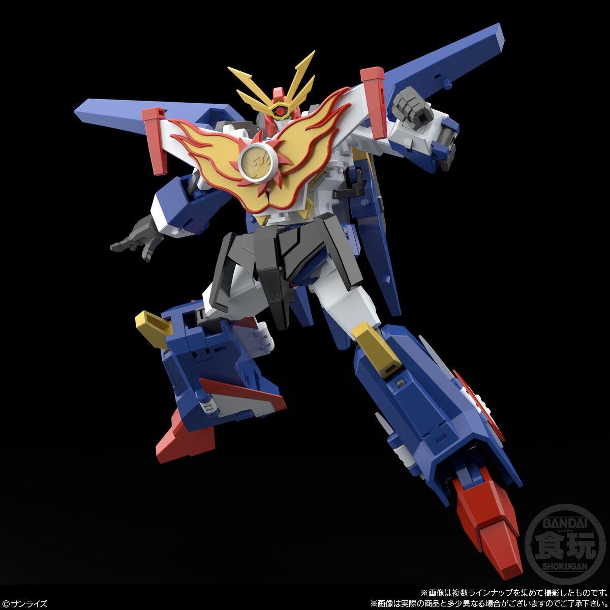 SMP [SHOKUGAN MODELING PROJECT] 太陽の勇者ファイバード_5