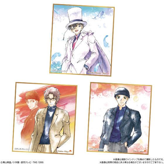 名探偵コナン色紙ART_4
