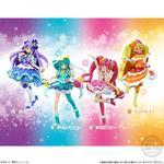 HUGっと!プリキュア  キューティーフィギュア4 Special Set_1