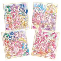 プリキュア色紙ART メモリアルセット−Second−【プレミアムバンダイ限定】
