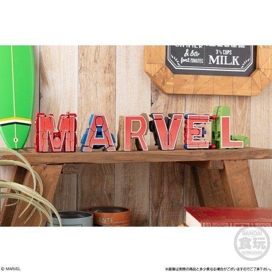 超変換!!もじバケる MARVEL COMPLETE BOX_3