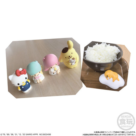 Sanrio Characters Friends_4