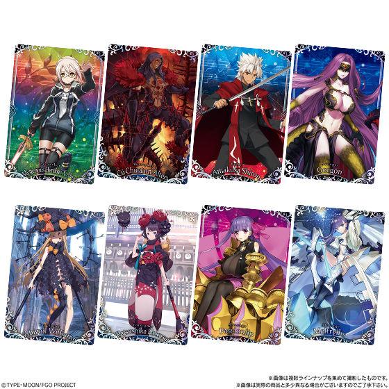 Fate/Grand Orderウエハース 復刻スペシャル2_6