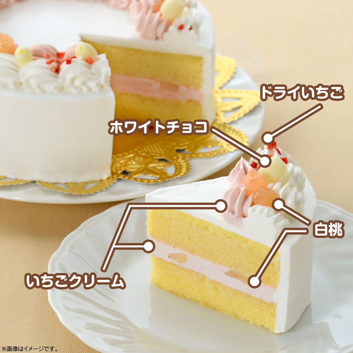 キャラデコお祝いケーキ 魔進戦隊キラメイジャー[5号サイズ]_6