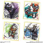 仮面ライダー色紙ART5_3