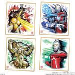 ウルトラマン色紙ART_2