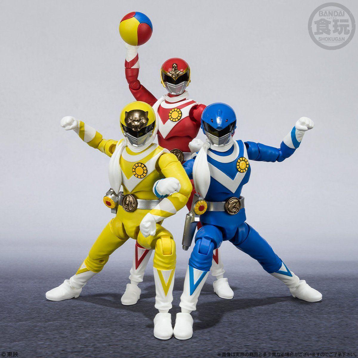 SHODO SUPER 太陽戦隊サンバルカン【プレミアムバンダイ限定】_4