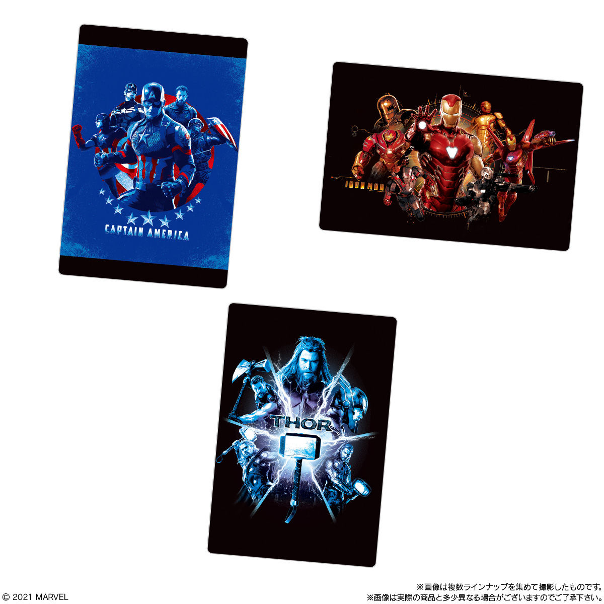 MARVEL Infinity SAGA / ウエハース_5