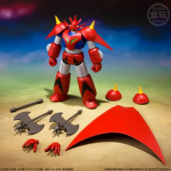 スーパーミニプラ  真(チェンジ!!)ゲッターロボ Vol.1_2