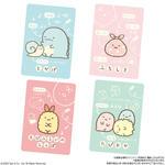 すみっコぐらし コレクションカードグミ_3