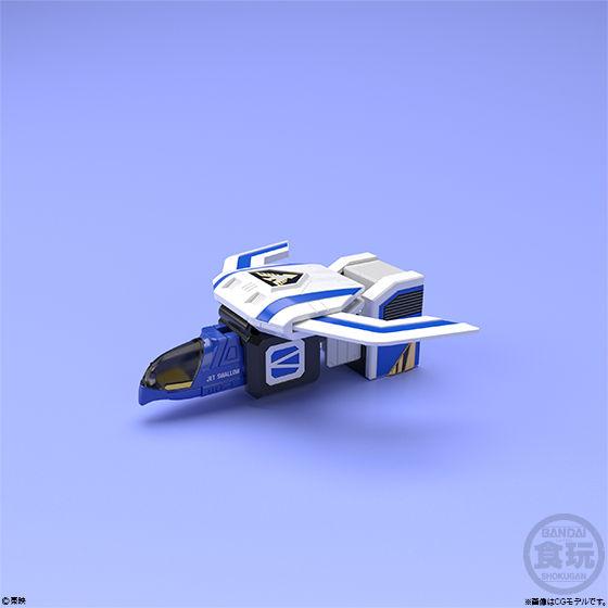 スーパーミニプラ 天空合体 ジェットイカロス_5