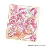 プリキュア色紙ART メモリアルセット−Second−【プレミアムバンダイ限定】_4