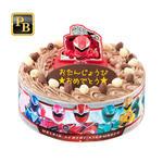 キャラデコお祝いケーキ 魔進戦隊キラメイジャー(チョコクリーム)[5号サイズ]_0