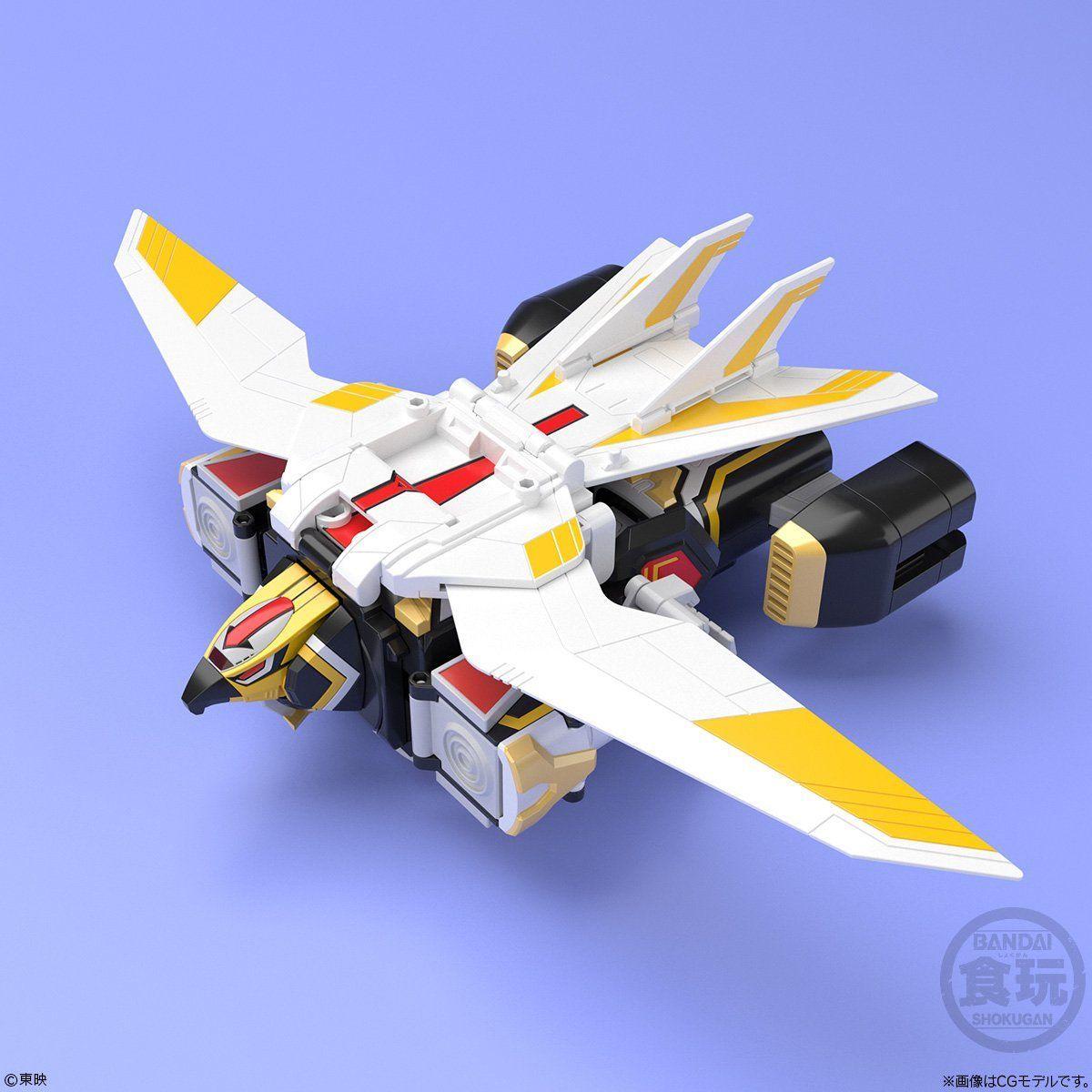 スーパーミニプラ 天空合体 ジェットイカロス_3