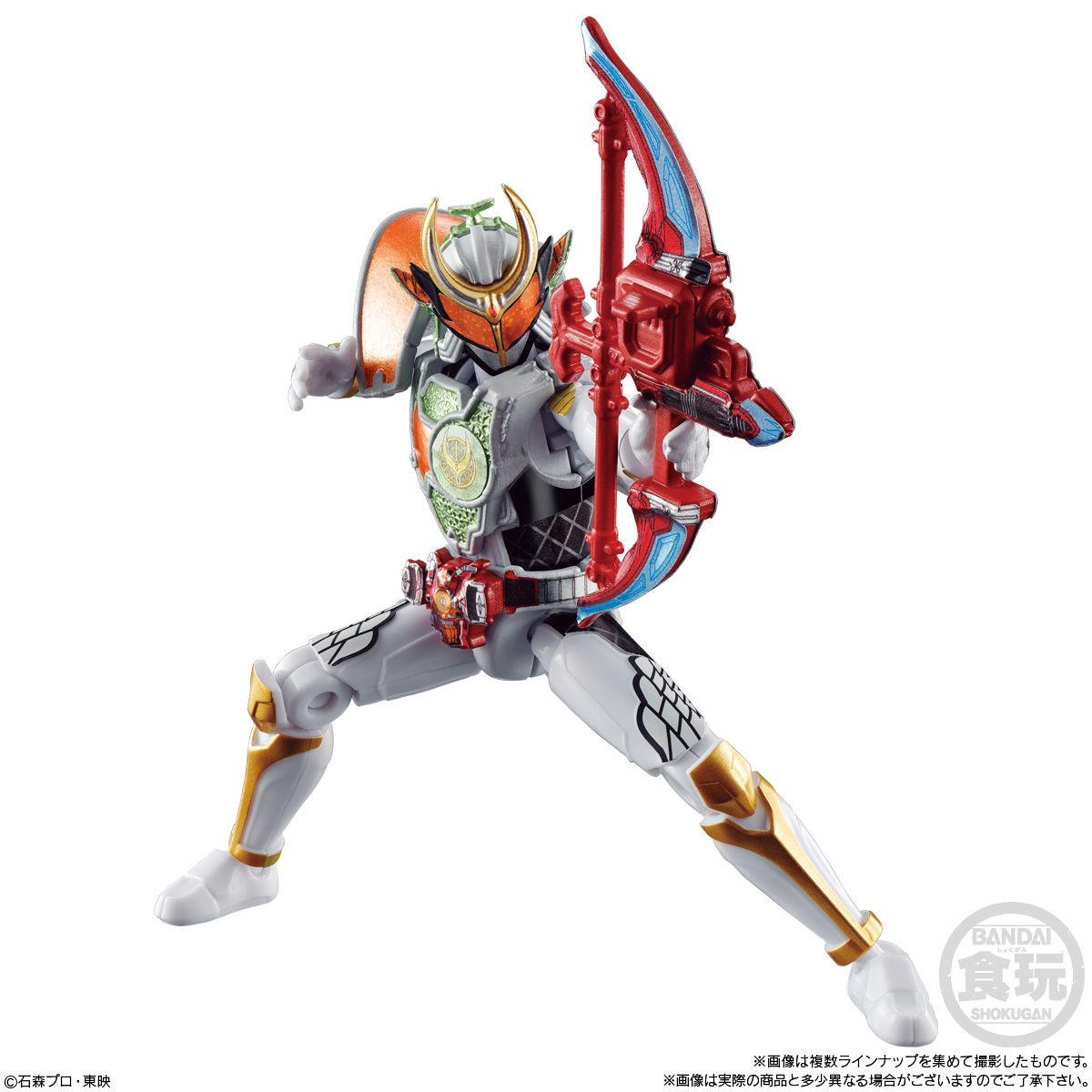 SO-DO CHRONICLE 仮面ライダー鎧武 ゲネシスライダーセット【プレミアムバンダイ限定】_7