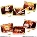 劇場版「鬼滅の刃」無限列車編 名場面回顧カードチョコスナック3_6