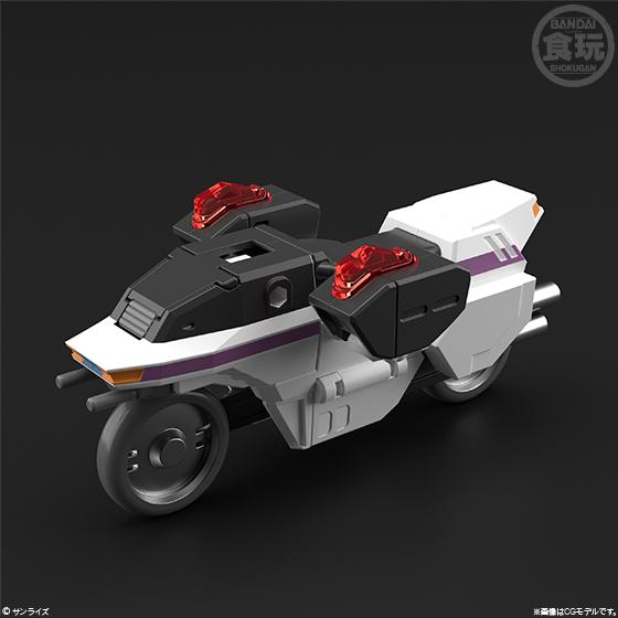 スーパーミニプラ 勇者王ガオガイガー5_4