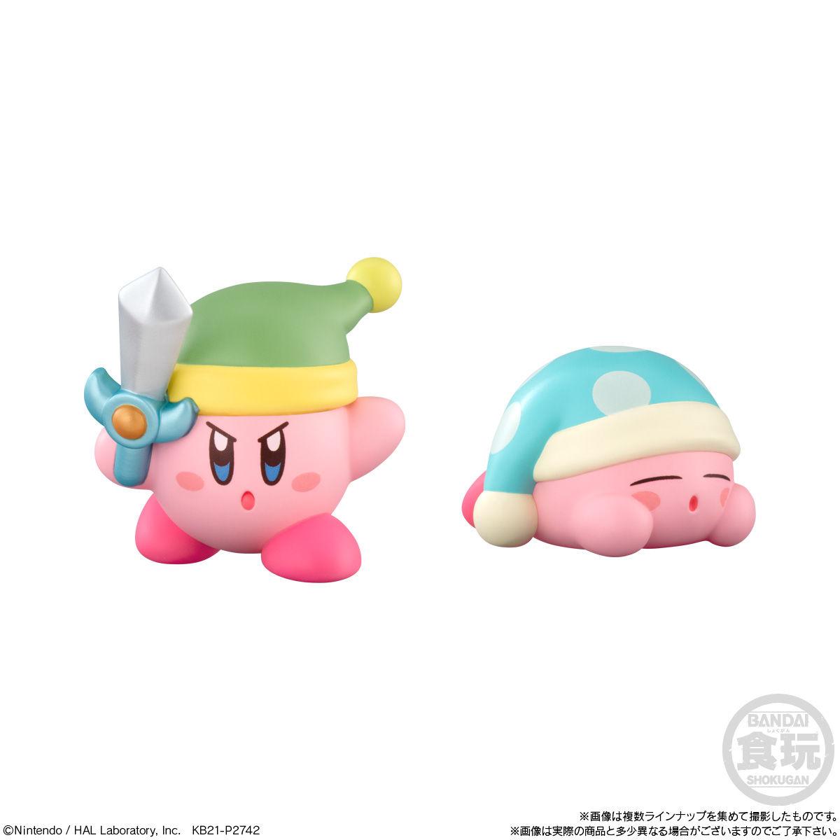 星のカービィ Kirby Friends_5