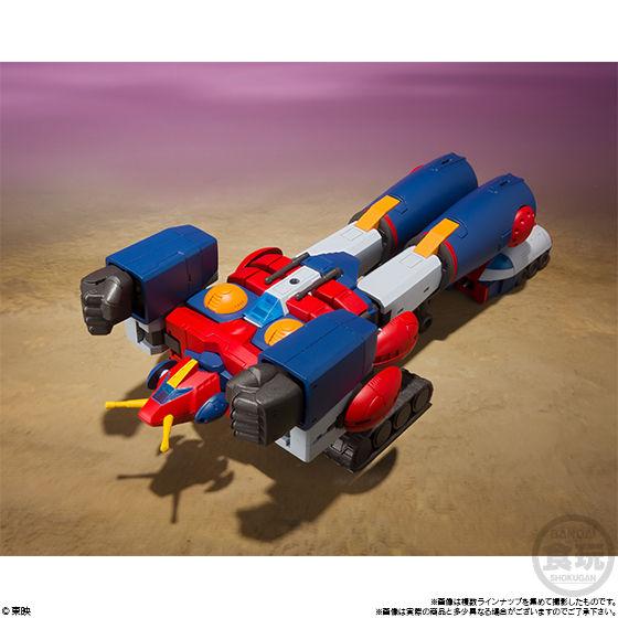 スーパーミニプラ 超電磁ロボ コン・バトラーV_9