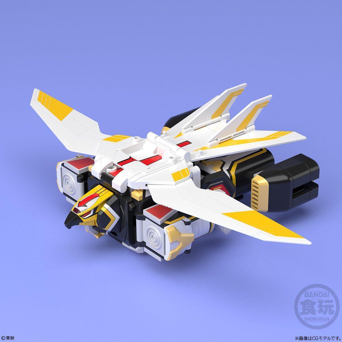 スーパーミニプラ 天空合体 ジェットイカロス_2