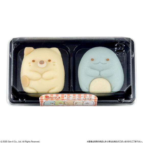 """食べマス すみっコぐらし 〜""""ねこ""""と""""とかげ""""が新登場!〜_5"""