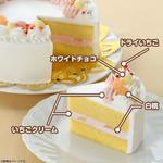 キャラデコパーティーケーキ 仮面ライダーリバイス(5号サイズ)_7